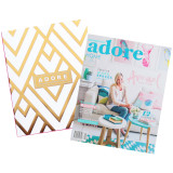 Adore book and mag purchase