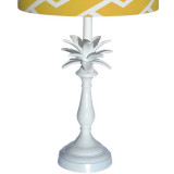 White Pineapple lampbase