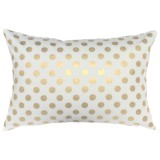 CWD Gold Dot lumbar cushion