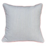 Blue and white ticking stripe with pink piping (1) - Copy