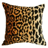 Leopard Velvet Cushion Cover